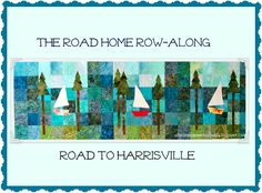 Looking for your next project? You're going to love Road Home Row-Along, Road to…