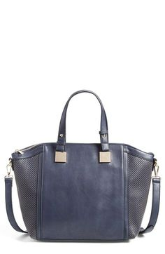 Emperia 'Maiken' Vegan Leather Satchel available at #Nordstrom