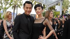 """DIORMAG, May 18th 2012 - Dior """"Live"""" from the 65th Cannes Film Festival. Yang Mi and Hawick Lau chose to wear Dior. Discover more on www.diormag.com"""