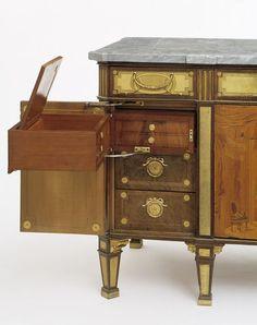 Die 40 Besten Bilder Von David Roentgen In 2018 Antique Furniture