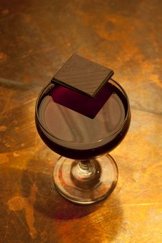 The Perfect Finish Cocktail