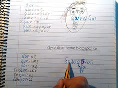 Blog Page, Dyslexia, Special Education, Math Equations, School, Autism