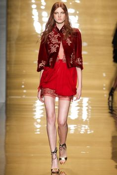 Reem Acra Fall 2015 Ready-to-Wear Fashion Show Look 16