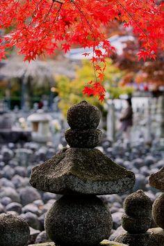 Kyoto Nenbutsuji - Kyoto, Japan