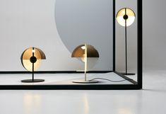 Theia Marset Design Floor Table Lamp Lighting
