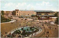 محطة مصر 1898
