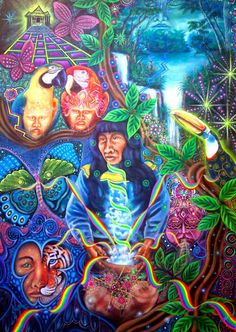 Jhefferson Saldaña Valera (JheffAu) | Ayahuasca Communauté