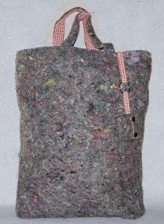 gkkreativ: Tasche aus Malervlies