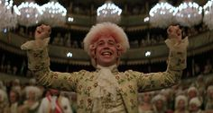 Amadeus (1984) dir. Milos Forman | Oscar for Best Production Design for Patrizia von Brandenstein and Karel Černý.