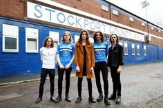 Blossoms Blown Rose — hausofmiko:  Stockport lads ~ Blossoms