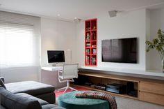 Casa de Valentina - Fusão perfeita entre arquitetura e decoração