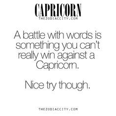 Capricorn Facts. ZodiacCity - The #1 Source Of Zodiac Facts