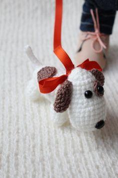 Собака на поводке для мышки (5)