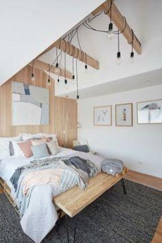 Best Scandinavian Bedroom Decor Ideas (34)