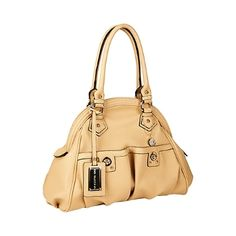 Addison Big Buddha Handbag in Tan