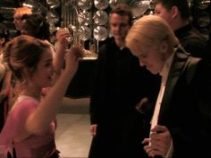 """Then there was the time when Emma and Tom got down. 