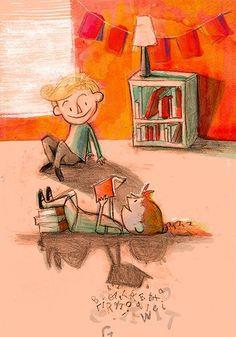 Livros.. Entre Lápis e Pincéis: Corey R. Tabor