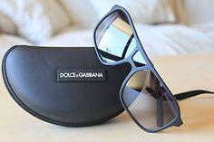 AUTHENTIC DOLCE & GABBANA DG6083 2616/8G 140 3N SUNGLASSES - NEW - $53.25 - http://www.12pmsunglasses.com/on-sale/DolceGabbana-Mens-Sun-Glasses.html