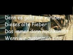 Die Toten Hosen-Altes Fieber Lyrics(HD/HQ)