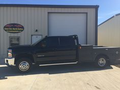 2015 Chevrolet 3500. Even these big trucks like to look new every day by adding Xpel Paint Protection Film.