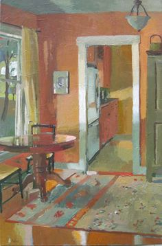 CAROLE RABE Dining Room Doorway