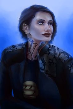 Jack, for Freckles04 by rsek.deviantart.com on @deviantART #masseffect