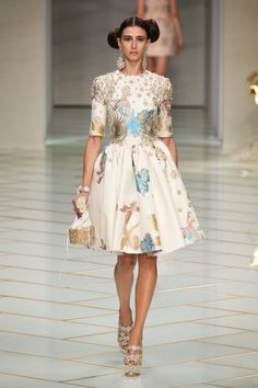 View entire slideshow: Paris Haute Couture Spring/Summer 2016 on http://www.stylemepretty.com/collection/4240/