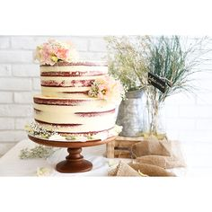 Image result for birthday cakes naked red velvet