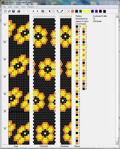 12 around tubular bead crochet rope pattern. For necklaces and bracelets etc Crochet Bracelet Pattern, Crochet Beaded Bracelets, Bead Crochet Patterns, Seed Bead Patterns, Bead Crochet Rope, Bead Loom Bracelets, Beaded Bracelet Patterns, Peyote Patterns, Beading Patterns