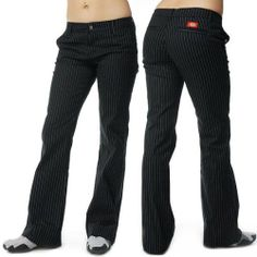 Dickies Girl Og Lowrider Pants | Dickies Girl Stretch Bull Pants - Avaliable in 5 Colors!