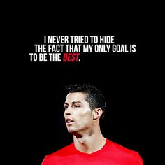 Top 10 Most Inspiring Cristiano Ronaldo Quotes-HiSporty Football Quotes, Soccer Quotes, Sport Quotes, Athlete Quotes, Motivational Quotes For Athletes, Inspirational Quotes, Cr7 Quotes, Life Quotes, Cristiano Ronaldo Quotes