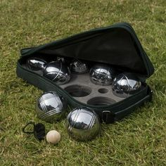 8 Ball Petanque / Boule Set