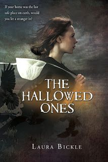 Book Review - The Hollowed Ones by Laura Bickle #paranormal #dystopian #YA #youngadult #paranormalromance