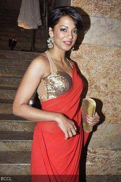 Mugdha Godse at Lakme Fashion Week (LFW) 2012