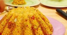 Ρύζι με κάστανα και ξηρούς καρπούς Appetisers, Macaroni And Cheese, Food And Drink, Rice, Herbs, Vegan, Vegetables, Cooking, Risotto