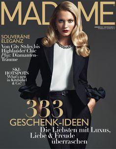 Bethge publication | Madame. December 2015.