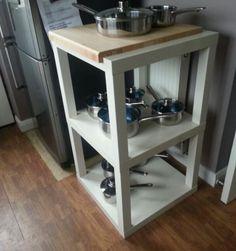 Iedereen kent het LACK-tafeltje van de IKEA wel... Maar wist je dat je dit er allemaal mee kan?