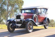 1930 Whippet car