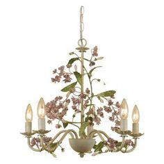 Grace 5-Light Chandelier - 7045-5H