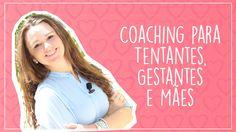 Como o Coaching pode ajudar as tentantes, gestantes e mamães? Confira o vídeo e fique ligada, porque você vai poder participar do GD! https://www.youtube.com/watch?v=heiP8o2YK1A&utm_content=buffer45212&utm_medium=social&utm_source=pinterest.com&utm_campaign=buffer