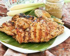 Chicken Recipes Grilled Masala and Lemongrass Chicken recipe