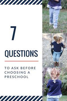 7 questions to ask before choosing a preschool   Shopaholic & a Baby Blog   #sponsored #StyleUp4School