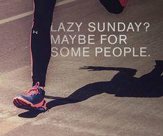 Running Matters #233 Lazy Sunday?