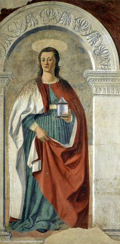 Piero della Francesca, Maddalena (1460)