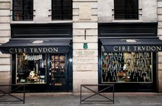 cire trudon // world's oldest candle maker // 78 rue de Seine // paris Candle Maker, Candle Shop, Cire Trudon, Paris Perfume, Candle Branding, Old Candles, Chateau Marmont, Paris Shopping, Rue De Seine