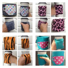 I make these lovely hand warming cup sleeves.     http://www.etsy.com/shop/Bieta https://www.facebook.com/Bietaonetsy
