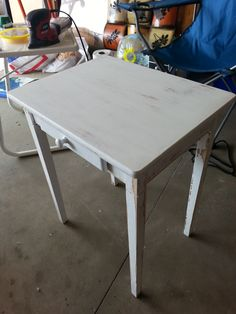 Table bought for $1