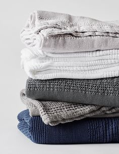 Abode Living - Bedroom - Blankets and Throws - Portofino Blanket - Abode Living