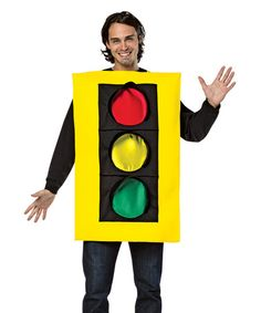 b62e377d0b2 Loving this Traffic Light Costume - Adult on  zulily!  zulilyfinds Tantra