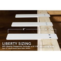 The Liberty hidden countertop support plate provides the strength of steel to hold up your countertops. Soapstone Countertops, Cheap Countertops, Kitchen Countertops, Kitchen Cabinets, Painting Wood Cabinets, Pony Wall, Basement Inspiration, Half Walls, Countertop Materials